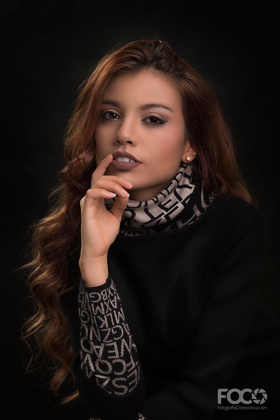 fotografía de retrato - book modelos