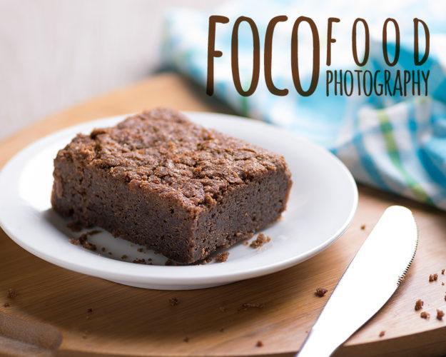 Fotografia de alimentos, Brownie