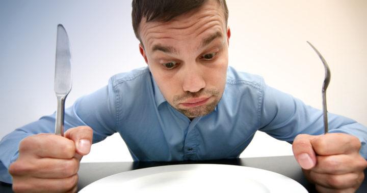 falsa fotografía de alimentos