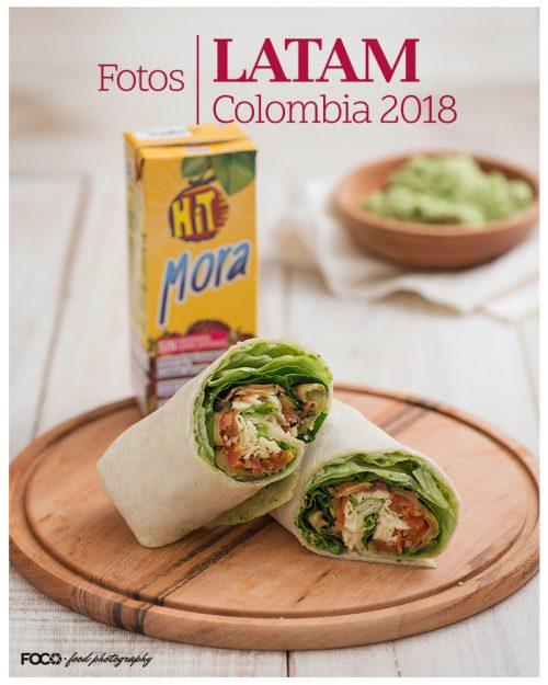 Food photography Latam, Bogotá, Colombia, Fotografía de alimentos